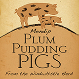 Plum Pudding Pigs Logo